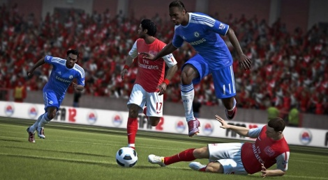 New FIFA 12 images