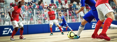 New FIFA STREET Screens