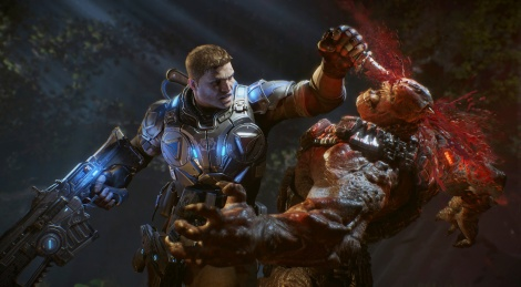 New Gears of War 4 images