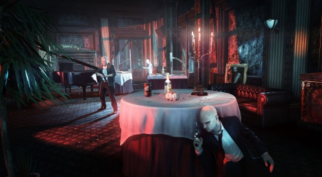 New Hitman Absolution screens