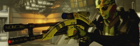 New images for Mass Effect 2