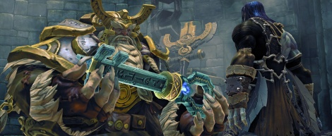 New images of Darksiders 2