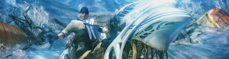 New images of Final Fantasy XIII at Famitsu