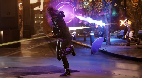 New images of inFamous Second Son