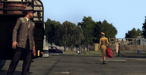 New images of L.A. Noire
