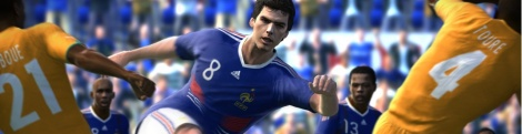New images of PES 2011