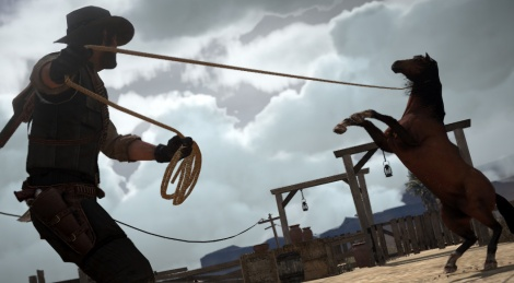 New images of Red Dead Redemption