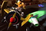 New images of Sega All Stars Racing
