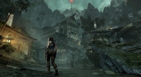 New images of Tomb Raider