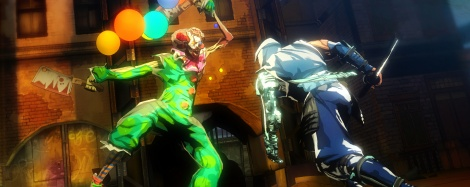New images of Yaiba: Ninja Gaiden Z