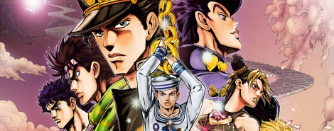 New Jojo's Bizarre Adventure coming West