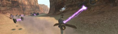 New Kinect Star Wars Screenshots