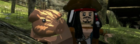 New LEGO Pirates of the Caribbean Trailer
