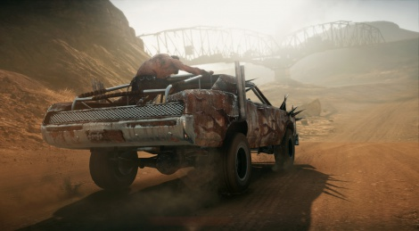 New Mad Max screenshots