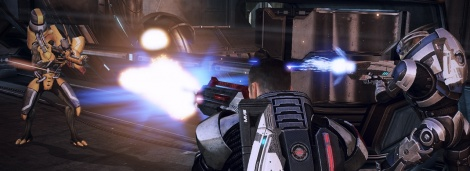 New Mass Effect 3 Screenshots