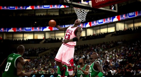 New NBA 2K11 video