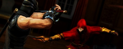 New Ninja Gaiden 3 Screens