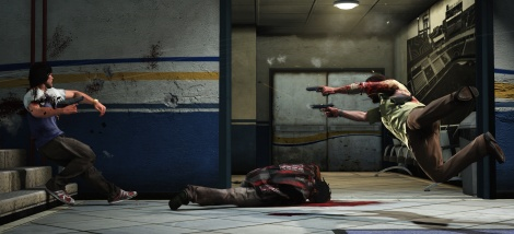 New PC screens of Max Payne 3