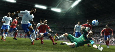 New PES 12 Screens