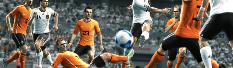 New PES 2012 gameplay videos