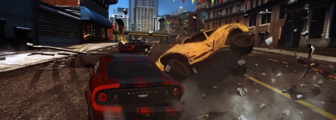 New Ridge Racer Unbounded Shots