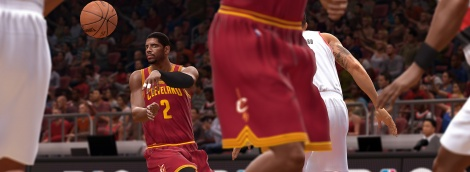 New screens and trailer of NBA Live 14
