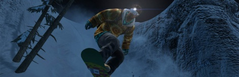 New screens and trailer of SSX