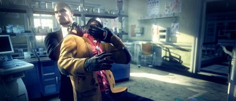 New screens for Hitman Absolution