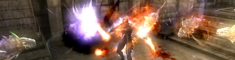 New screens for Ninja Gaiden Sigma Plus