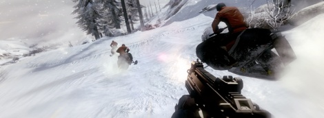 New screens of 007 Legends