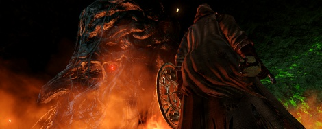 New screens of Dark Souls II SotFS