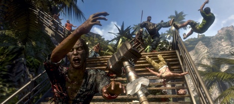 New Screens of Dead Island