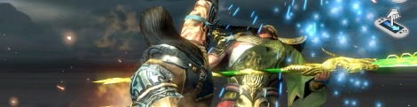 New screens of Dynasty Warriors Next