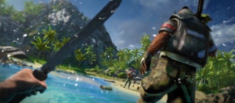 New screens of Far Cry 3