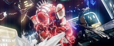 New screens of Killer is Dead