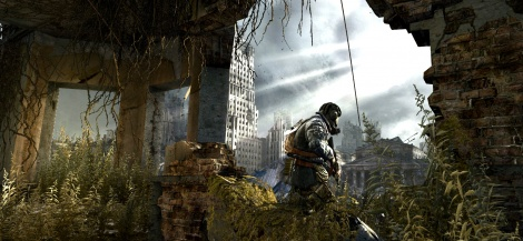 New screens of Metro Last Light