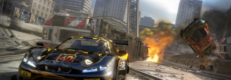 New screens of MotorStorm Apocalypse