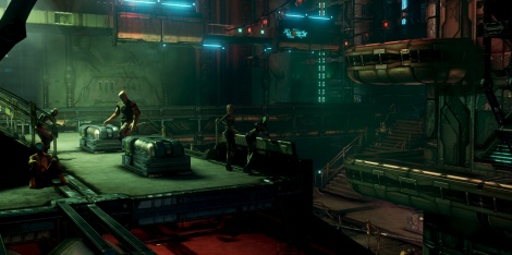 New screens of Prey 2