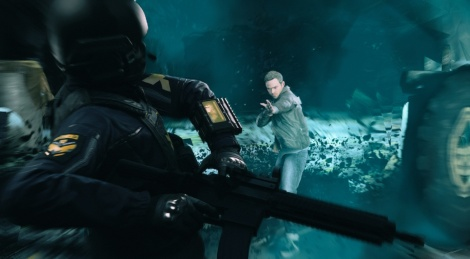 New screens of Quantum Break