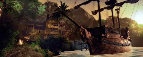 New screens of Risen 2