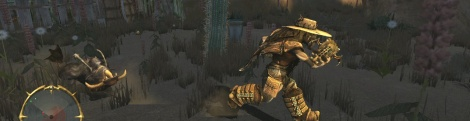 New screens of Stranger's Wrath HD