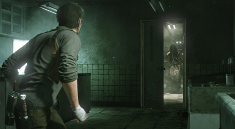 New screens of The Evil Within 2