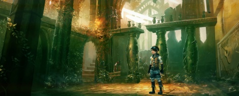 New screens of The Whispered World 2