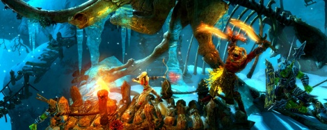 New Screens of Trine 2