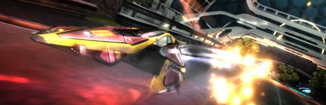 New Screens of Wipeout 2048