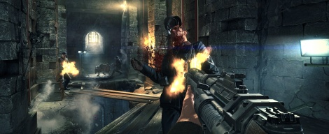 New screens of Wolfenstein