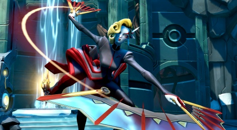 New screenshots of Battleborn