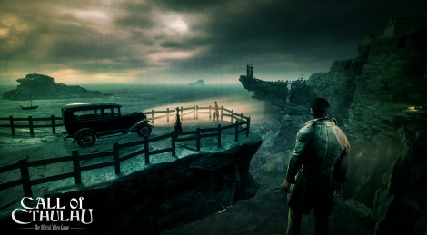 New screenshots of Call of Cthulhu