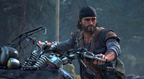 New screenshots of Days Gone