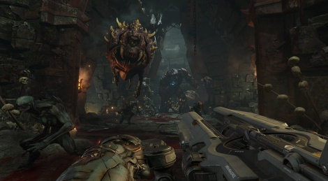 New screenshots of DOOM